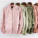 Modası Geldi: Saten Bomber Ceket