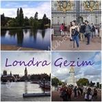 İngiltere Günlükleri; Londra