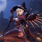 Overwatch'a Cadılar Bayramı Geldi