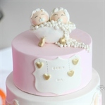 Pasta:Twin Baby Shower/İkiz Bebeklere Baby Shower
