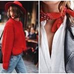 Sonbahar Modası: Kırmızı
