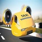 Uçan Taksiler Geliyor Yıl 2020
