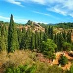 Zeus'un Dağında Yemyeşil Bir Köy Yeşilyurt