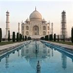 Agra: Bezauberndes Taj Mahal und mehr