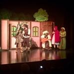 Çocuklar Tiyatroya Bayılıyor