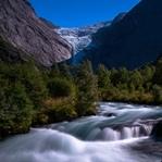 Entdecke Olden und den Briksdal-Gletscher