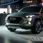 Hyundai'nin Yeni Pickup'ı Santacruz
