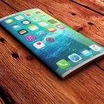iPhone 8'de Kıvrımlı Ekran Seçeneği Geliyor!