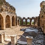 Likya Yerleşimlerinden Tlos Antik Kenti