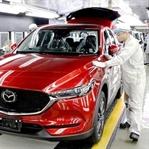 Mazda CX-5 Üretimi Japonya'da Başladı
