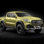 Mercedes'in Yeni Pickup'ı Concept Pickup Tanıtıldı
