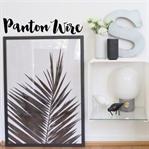 PANTON WIRE – 1 DRAHTREGAL, 3 LOOKS