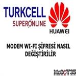 Superonline Modem Wi-fi Şifresi Nasıl Değiştirilir