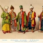 Türk Denizci Kıyafet ve Unvanları
