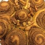 Cevizli Haşhaş Ezmeli Çörek Tarifi
