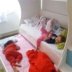 Çocukların Odalarını Ayırma Zamanı