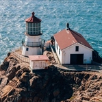Das Point Reyes Lighthouse