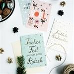 Die schönsten Weihnachtskarten 2016