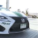 Dubai Polis Arabalarını Hiç Merak Ettiniz Mi?