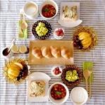 En Güzel Kahvaltı Sunumları
