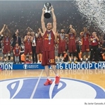 Eurocup Şampiyonu Galatasaray Odeabank!