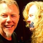 """Kirk Hammett: """"Dave Mustaine, Öfkesini ve Üzüntüsü"""