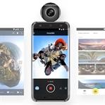 Android Cihazlarda VR Kamera Özelliği Elde Etmek