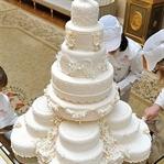 Kraliyet Gelin Buketleri Düğün Pastaları