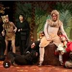 La Fonten Orman Mahkemesinde Çocuk Tiyatrosu