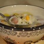 Mısır Yarması Çorbası