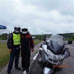 Motosiklet ile Romanya Ukrayna gezisi