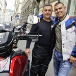Motosiklet ile İspanya Macerası