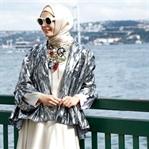 New York Moda Haftası'nda İlk Tesettür Defilesi