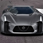 Nissan 2020 GranTurismo Concept Arabası