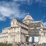 Pisa'nın Ana Yapısı Pisa Katedrali
