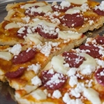 Pratik Tava Pizzası