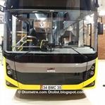 İstanbul'un Yeni Otobüsü Tanıtıldı