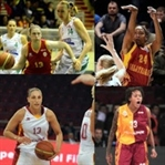 USA Women Dream Team Rio 2016 1/2