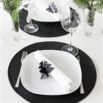 Weihnachtliche Tischdeko (mit Druckvorlage)