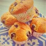 Yabanmersinli Nefis Muffinler