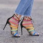 2016 İlkbahar Yaz Kadın Ayakkabı Modası