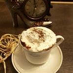 Çikolatalı Kahveli Kremalı İçecek