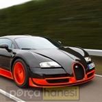 Dünya'nın En Hızlı Otomobilleri