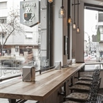 Hitzig Militello'dan Buenos Aires'de Tostado Cafe