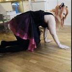 Kendini Kedi Sanan Norveçli Kadın