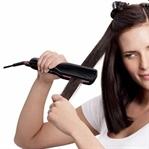 Saç Düzleştirmek İçin Isıya İhtiyacınız Yok!
