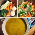 Sebze Çorbası | Tatlı Kırmızı Patates