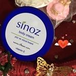 Sinoz Body Cream // Besleyici Yüz ve Vücut Kremi