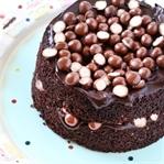 Tane Tane Çikolatalı Kek