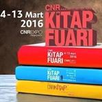 CNR Kitap Fuarı 2016